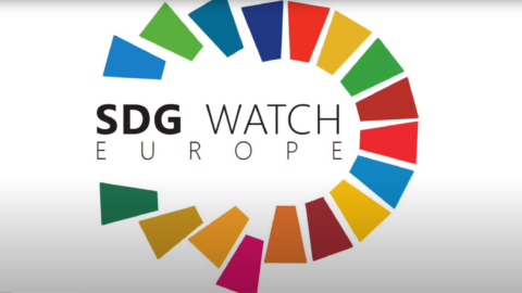 SDG Watch Europe – Public Event Promo Video for NGOs Alliance in Brussels