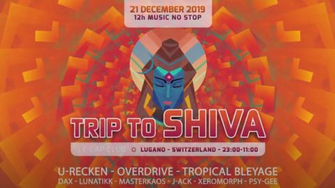 Trip To Shiva – Promo video for live event in Switzerland by Padma Renaissance